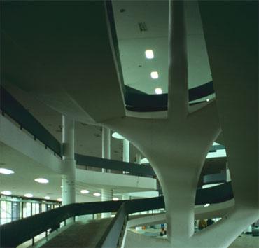 Niemeyer, Museo en Sao Paulo. Foto: Louise Noelle