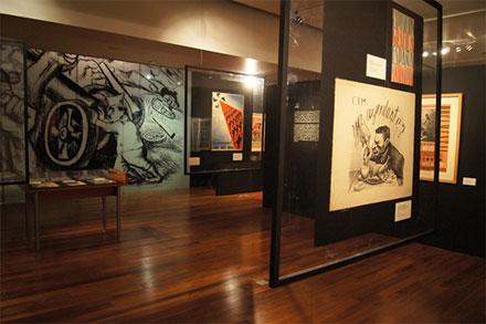 Exposición Frente al fascismo. El poder de la imagen ante el totalitarismo, Museo Memoria y Tolerancia, 2012
