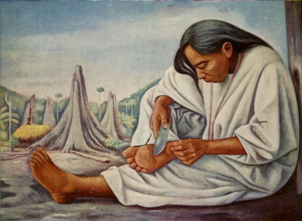 Ra l anguiano en el centenario de su nacimiento revista for El mural de bonampak