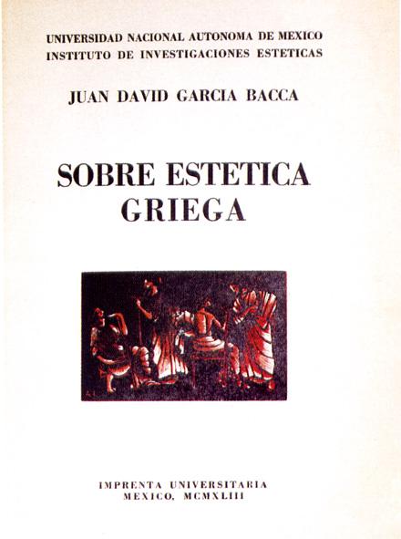 Libro Estéticas 1