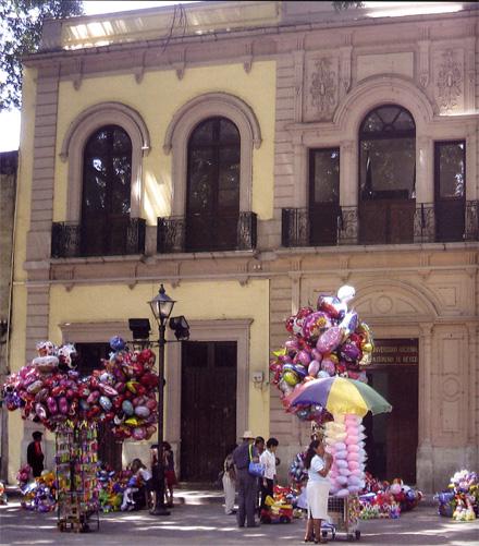 Sede del Instituto en Oaxaca. Foto: Arturo Pascual Soto